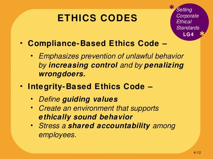 ceo ethical behavior The forced resignation of chris kubasik for ethics policy violations just  of  business success, sustainable leadership and ethical behavior.