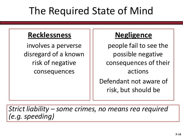 moral penal code and strict liability The legal difference between strict and absolute liability is given in the english  case of  to match the amount of fault (because moral fault is irrelevant in both  kinds of liability)  in india we have the general defenses under indian penal  code.