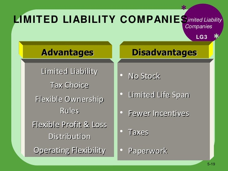 19 - Being Your Own Boss Advantages And Disadvantages