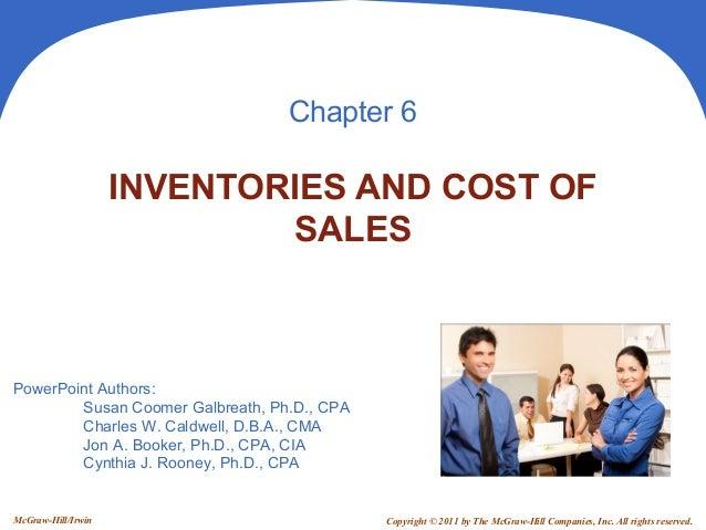 PowerPoint Authors:Susan Coomer Galbreath, Ph.D., CPACharles W. Caldwell, D.B.A., CMAJon A. Booker, Ph.D., CPA, CIACynthia...