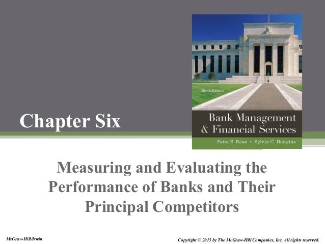 McGraw-Hill/Irwin Copyright © 2013 by The McGraw-Hill Companies, Inc. All rights reserved. Chapter Six Measuring and Evalu...