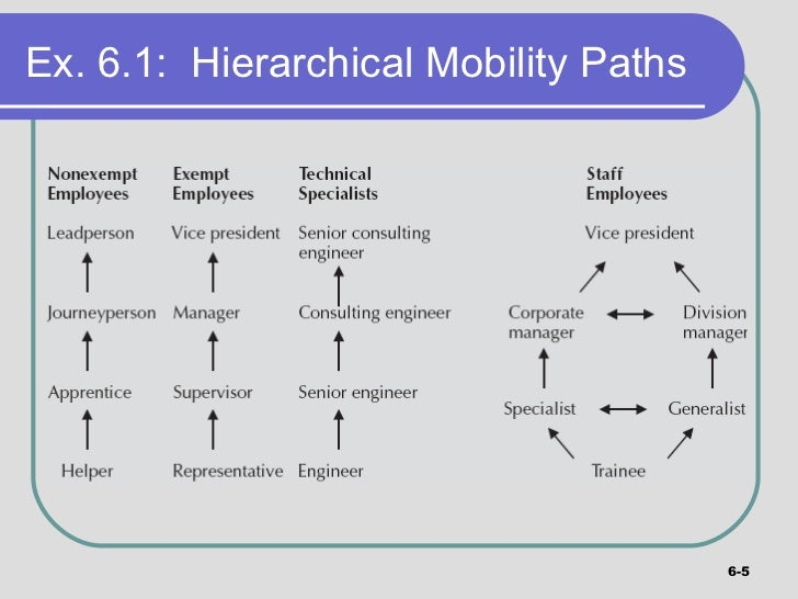 Mobility in Innovative Career Paths