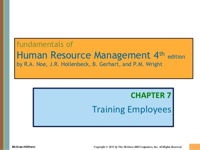 fundamentals of   Human Resource Management 4th                                                             edition   by R...