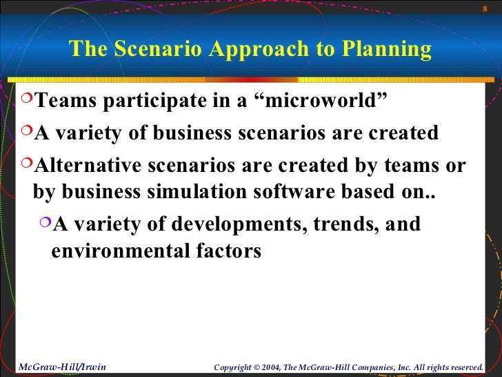 business simulation mis