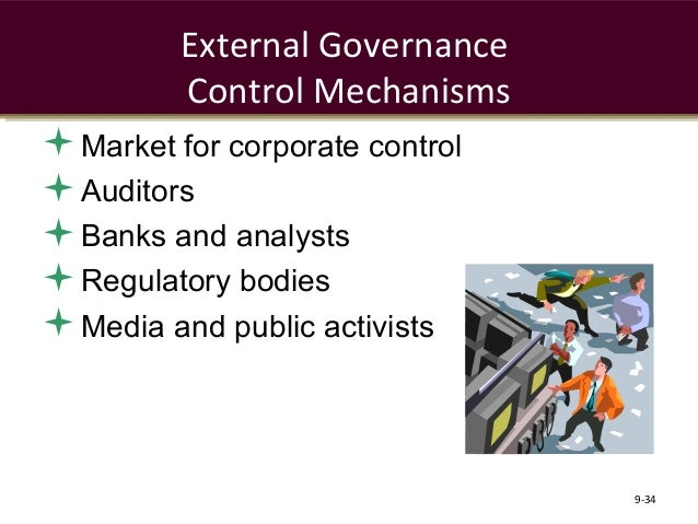 the external institutions of corporate governance External corporate governance and financial fraud: cognitive evaluation   three mentioned here (eg, legal institutions, social activists), but we limit our.