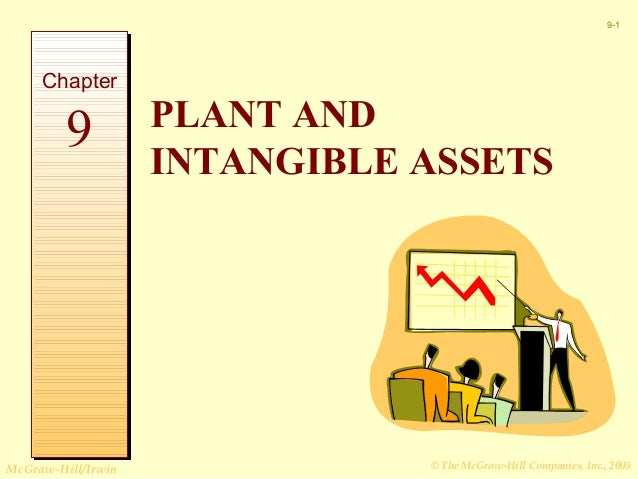 © The McGraw-Hill Companies, Inc., 2005McGraw-Hill/Irwin 9-1 PLANT AND INTANGIBLE ASSETS Chapter 9
