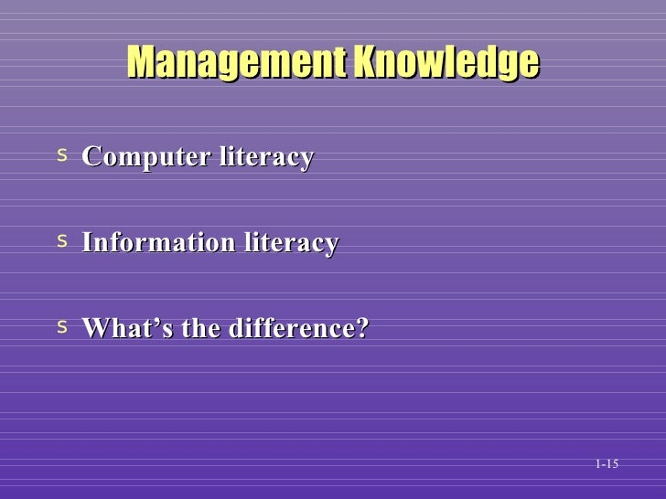 Being Tech Savvy vs. Computer Literate
