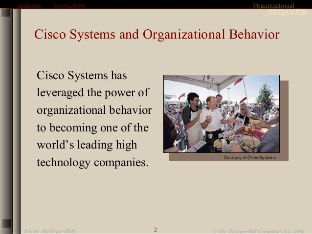chapter 1 introduction to organizational behavior We begin chapter 1 with an introduction to international organizational behavior where we define the field of organizational behavior the three different levels that represent this field that also makes its nature.