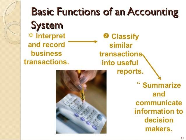 the relevance of accounting information to management decision making