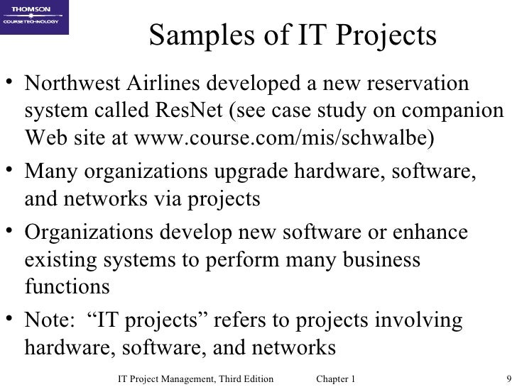 resnet case study northwest airlines Discuss the project management planning processes and outputs and describe how they were used on resnet describe how northwest airlines organized the scope of work.