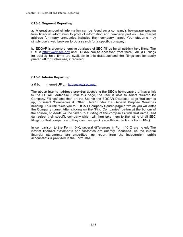 solusi manual advanced acc zy Chap013