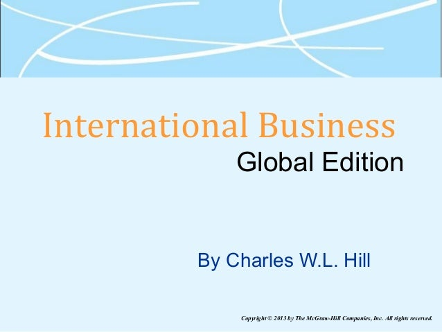 report on international business strategy Amb369 international business strategy industry and market reports  and  data emerging markets fair trade green economy ethical trading.