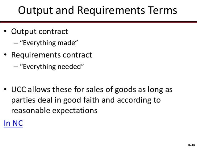 Bus 115 Chap013 Sales Contracts - Formation, Title, Risk Of Loss