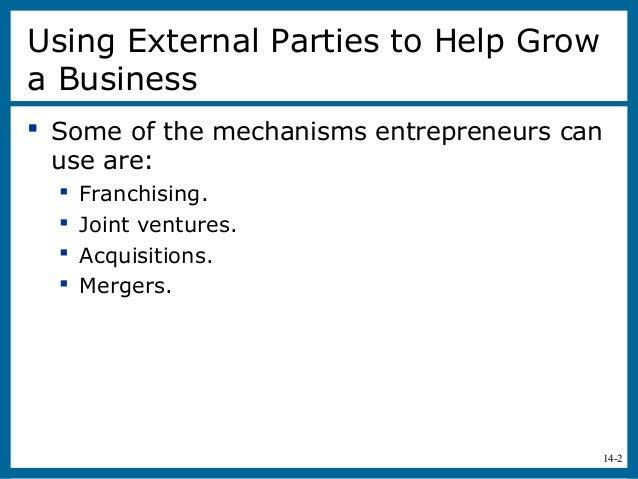 Entrepreneurship Chap 14 Slide 2