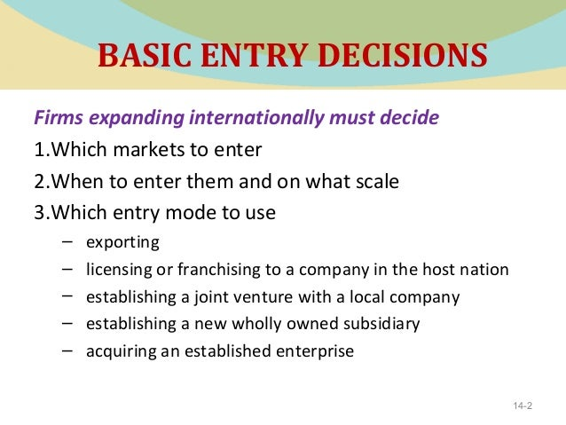 advantage disadvantage of setting up a wholly owned subsidiary instead of joint venture International joint ventures vs wholly owned subsidiaries international joint ventures vs wholly owned subsidiaries by such as setting up wholly-owned.