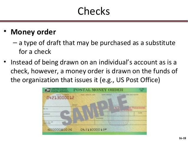 Buy Money Order Paper
