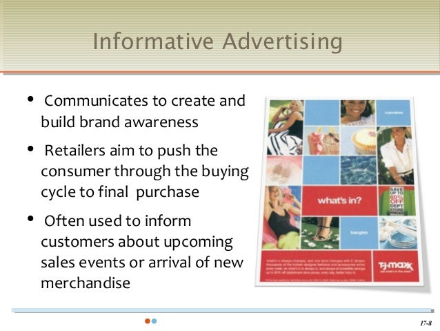 advertising informs to our benefit essay The facebook in education english language essay print reference this published: 23rd march, 2015 disclaimer: this essay has been submitted by a student this is.