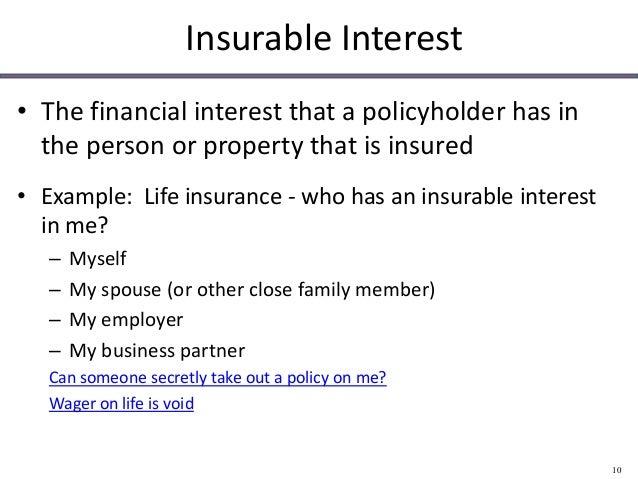 BUS 116 Chap019 insurance