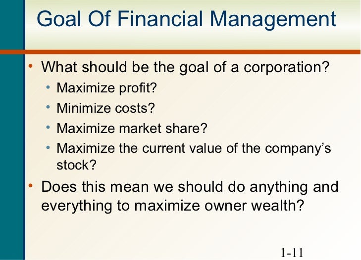 introduction to corporate finance Corporate finance is the study of a business's money-related decisions, which are essentially all of a business's decisions despite its name, corporate finance applies to all businesses, not just.