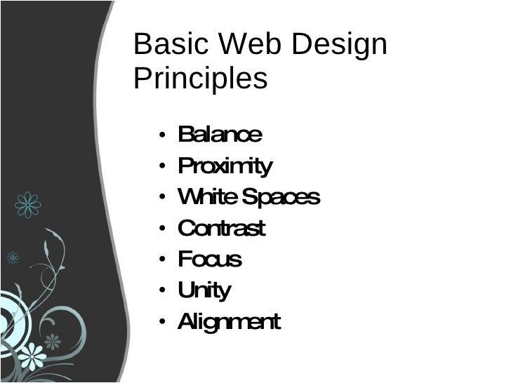 Basic Web Concepts