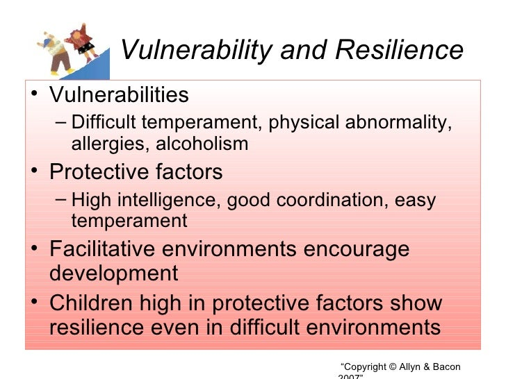psychosocial resilience and protective mechanisms pdf