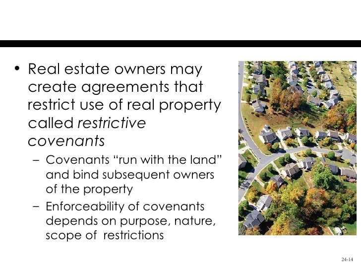 The Different Types of Easement Deeds in Real Property Documents