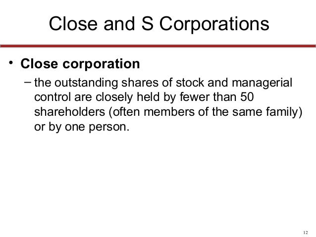 BUS 116 Chap026 corporations