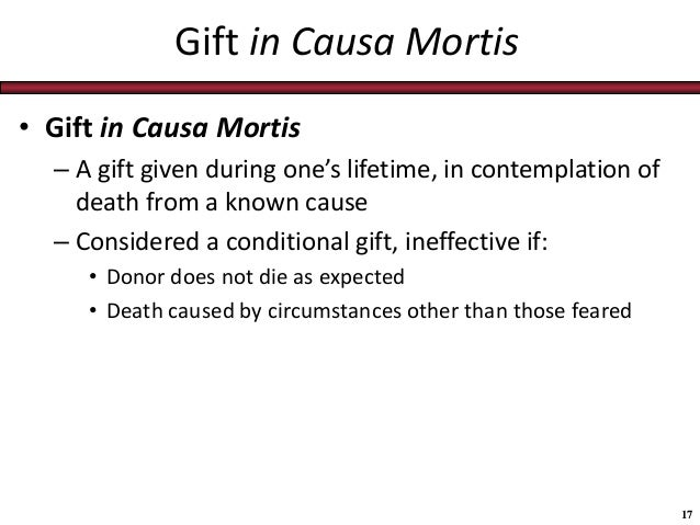 transfers in contemplation of death Be found to be transfers in contemplation of death under § 2035 see text accompany-ing notes 42-44 infra if the trust is unfunded,.