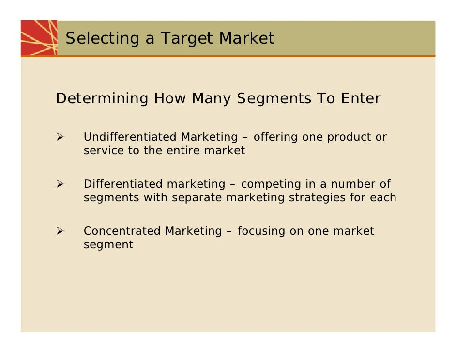 honda market segmentation the specific needs being satisfied by the product Explain the criteria that global marketers use to choose specific markets to target 1 learning objectives identify the variables that  global market segmentation.