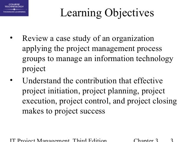 the project management process groups Project process pmi pmbok identifies 5 project management process groups:  1 initiating 2 planning  3 executing  4 monitoring & control 5 closing.