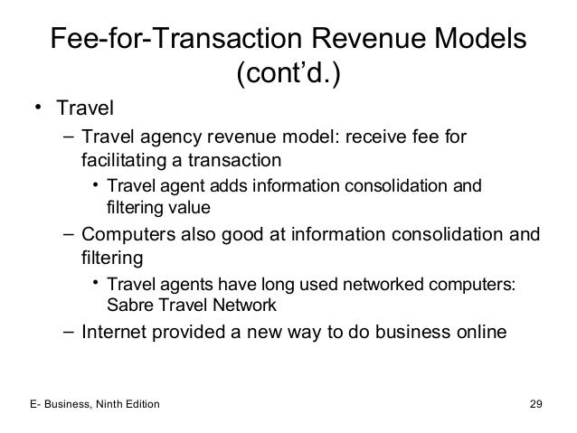 disintermediation and reintermediation of the travel agents essay We will write a custom essay sample on research for a database for a travel agents  database-for-a-travel-agents-essay  disintermediation and reintermediation.