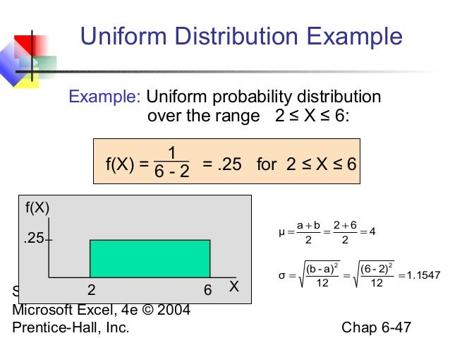 Chap06 Normal Distributions Continous
