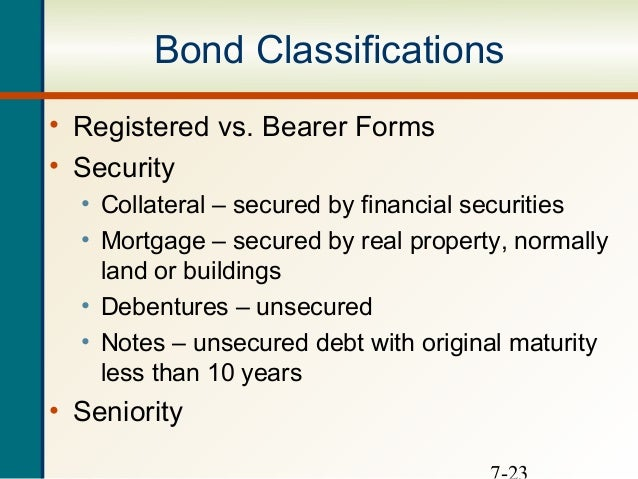 Interest Rates And Bond Evaluation By Junaid Chohan
