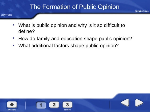 """mass media and public opinion essay Describe how the media shape public opinion - mass media and politics agenda essay introduction what are the consequences of the media's influences in the public opinion the media has shaped public opinion """"for many years, students of the subject tended to doubt that the media had more than a marginal effect on public opinion."""