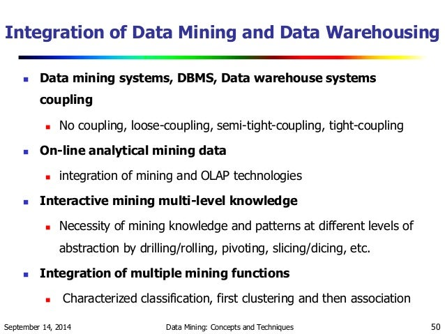 essay about data mining