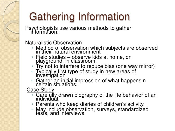 psychology and scientific method essay Psychology is an academic and applied discipline involving the scientific study of mental processes and behavior psychology also refers to the application of such knowledge to various spheres of human activity, including relating to individuals' daily lives and the treatment of mental illness.