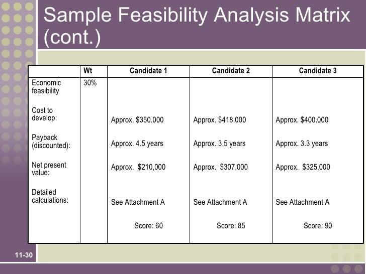 Feasibility Study Template - Rowan University