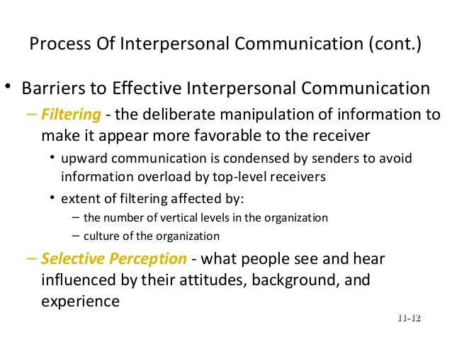 define interpersonal barrier To overcome interpersonal barriers within the workplace, here are some helpful hints: use simple words to convey the message to have an effective process of interpersonal communication, you have to simplify language.