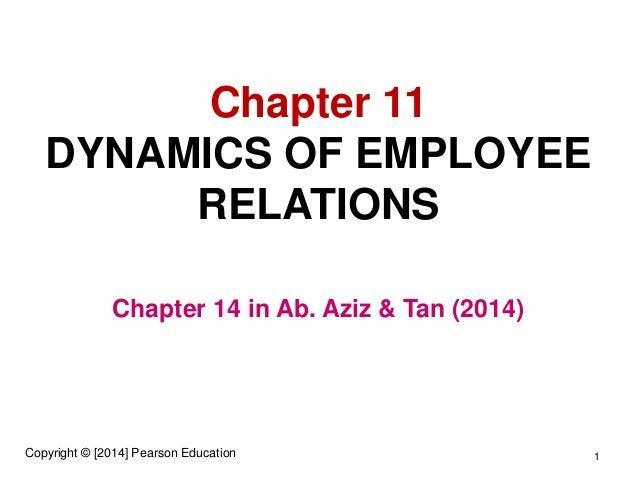 Chap11 employee relation