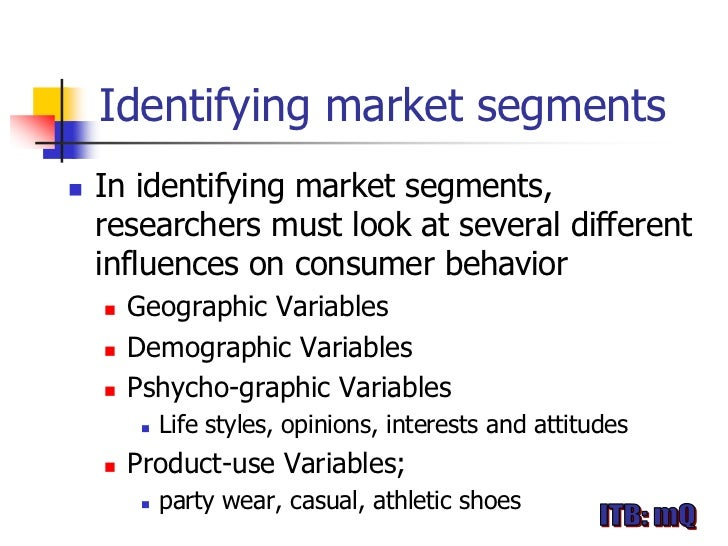 Buyer Behaviour - Marketing