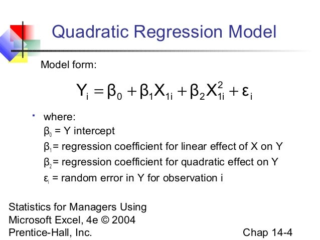 multiple regression model In statistics, linear regression is a linear approach to modelling the relationship between a scalar response (or dependent variable) and one or more explanatory variables (or independent variables)the case of one explanatory variable is called simple linear regressionfor more than one explanatory variable, the process is called multiple linear regression.