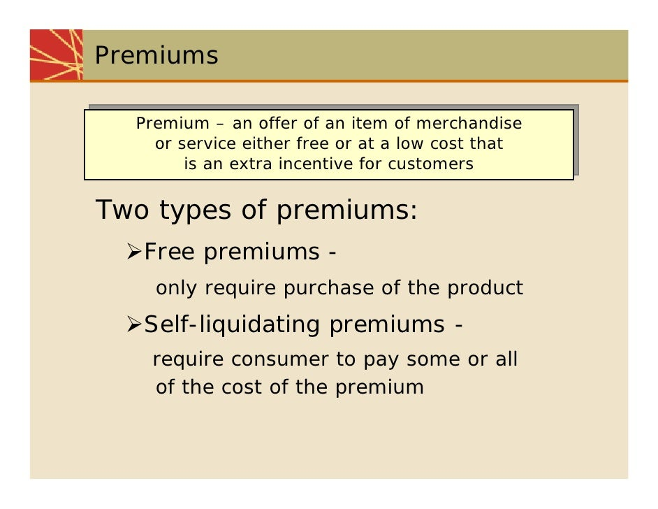 "self liquidating premium A policyholders obligation to pay additional money, in excess of premiums, to cover past company losses for which reserves have proven to be inadequate inside – such policies are called ""defense within limits,"" ""wasting,"" ""self- consuming"" or ""self-liquidating"" policies, because every dollar spent on defense is one less."