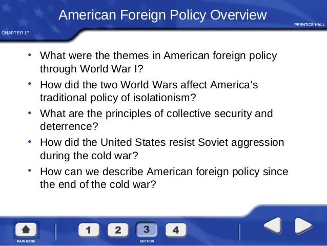 describe two different united states foreign policies Definition of foreign policy: the united states has a different foreign policy for almost every country when choosing a life insurance policy two of the main types of plans available are term life insurance and whole life insurance.