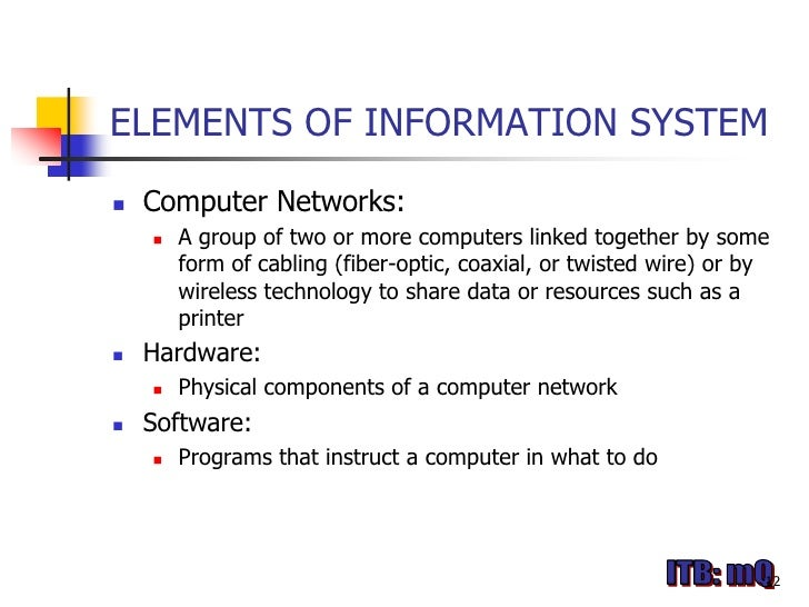 managing communication and information technology Information technology (it) has become a vital and integral part of every business plan from multi-national corporations who maintain mainframe systems and databases to small businesses that own.