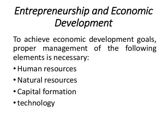 A perspective on Entrepreneurship Slide 2