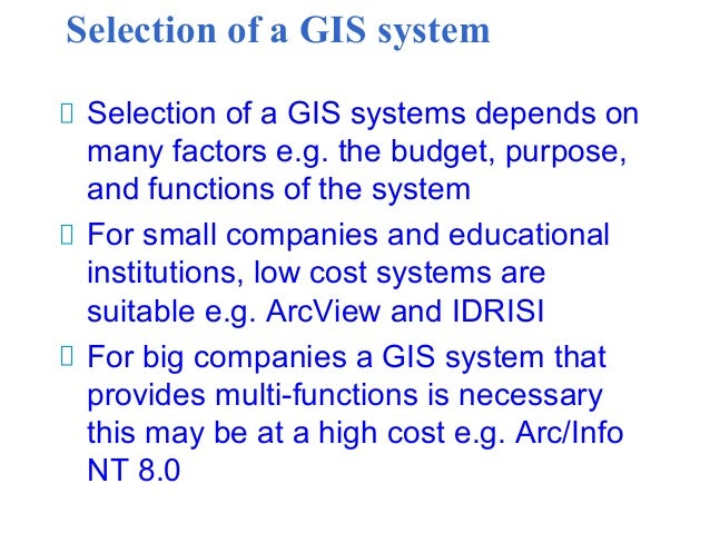 1 introduction to information system Introduction to information retrieval systems 3 an information retrieval system consists of a software program that facilitates a user in finding the.