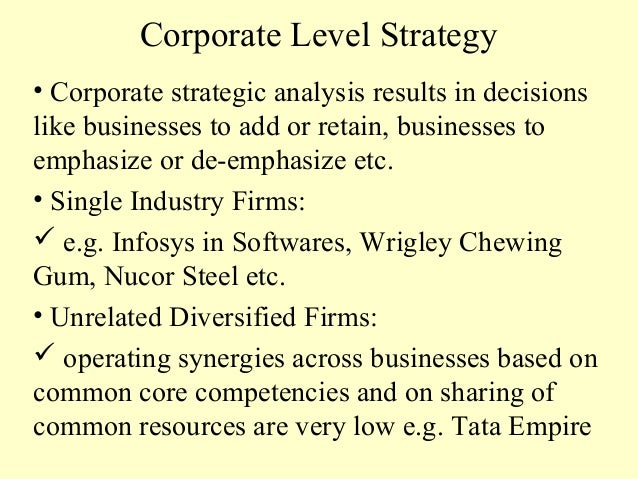 an overview of the three strategic business unite strategy bsus of procter and gamble Procter and gamble operates in a three strategic business unit strategy (bsus) beauty and grooming, health and well-being, and household care, make up the business.