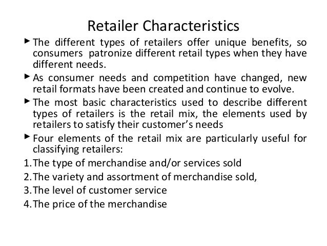 types of retail formats Retail property is a broad category encompassing many different types of retail buildings and shopping centers and include the enclosed mall formats many.