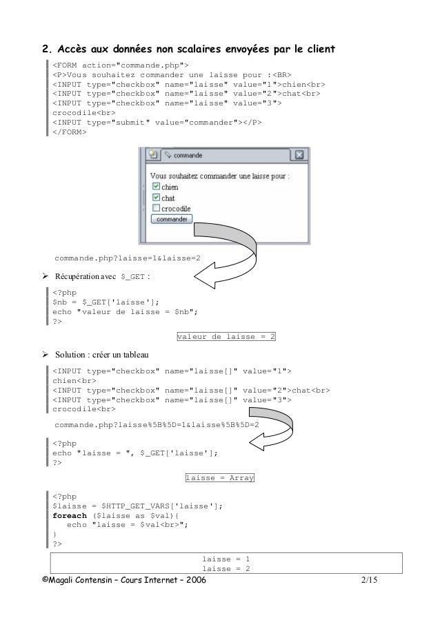 """<FORM action=""""commande.php""""> <P>Vous souhaitez commander une laisse pour :<BR> <INPUT type=""""checkbox"""" name=""""laisse"""" value=..."""