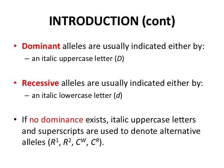 extension of mendelian inheritance Lecture 7, extensions of mendelian inheritance - download as pdf file (pdf),  text file (txt) or view presentation slides online trashegimia sipas mendelit.